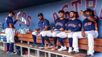 LeBron James' Production Company Creating A Docuseries About The Houston Astros Sign Stealing Scandal