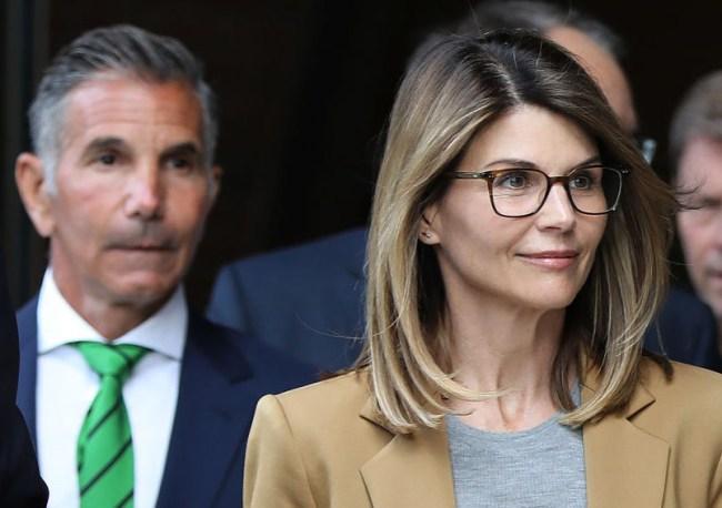 lori loughlin guilty plea college admissions scandal