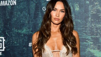 After Hanging Out With Kate Beckinsale, Machine Gun Kelly Now Appears To Be Dating Megan Fox
