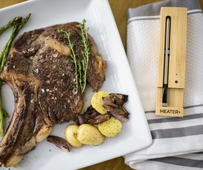 Meater+ Wireless Meat Thermometer Long Range