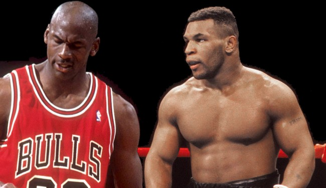 Michael Jordan Almost Got Beat Up By Mike Tyson Back In The 1980s