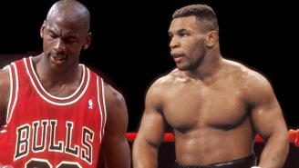The Story About That Time Michael Jordan Almost Got Beat Up By Mike Tyson In The 1980s Over Robin Givens