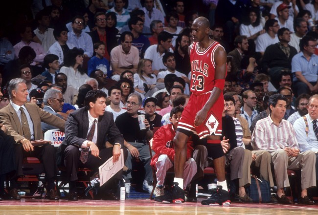 Michael Jordan's former Bulls teammates discuss how common it was for him to fight them during practice