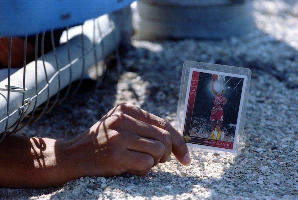 Michael Jordan Card Money