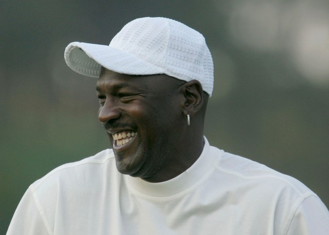 The Internet mocked LeBron James by mashing up Michael Jordan laughing at his previous GOAT proclamation