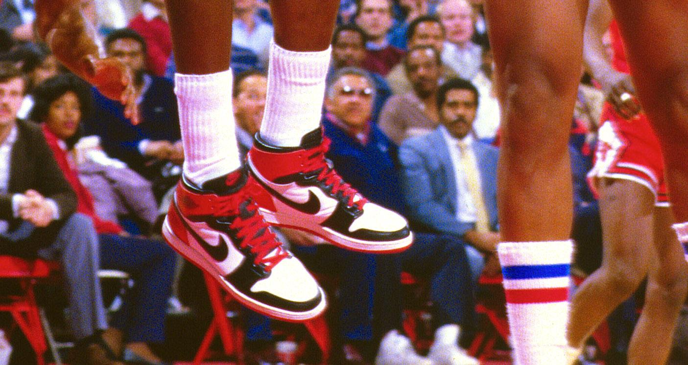 NBA Banning MJ's Original Shoes Made
