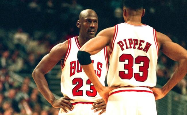 Michael Jordans Agent Trashes Scottie Pippen Says Hes Jealous Of MJ