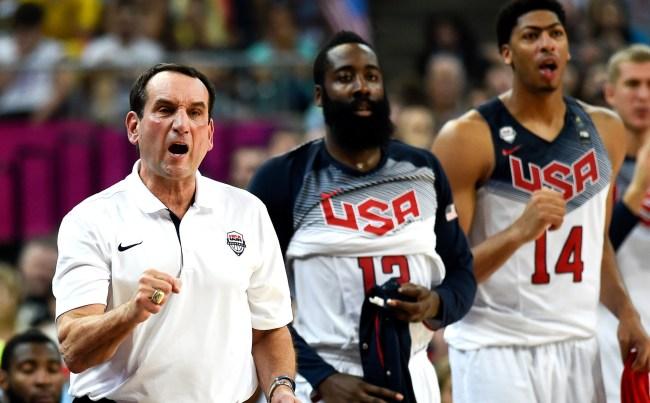 Mike Krzyzewski Talks Why He Turned Down NBA Coaching Opportunities