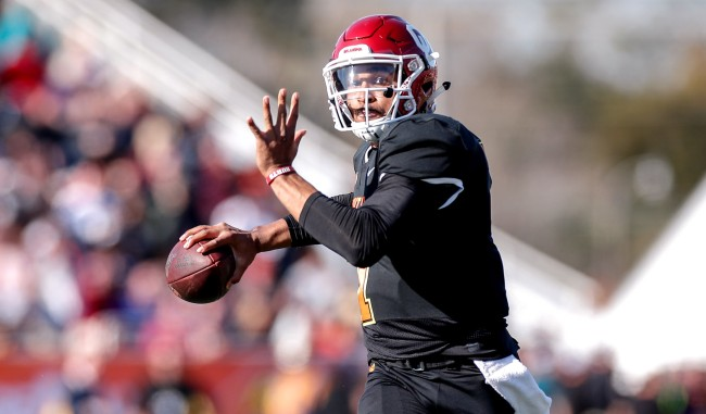 Nate Sudfeld To Be Eagles Backup QB Jalen Hurts A Third-Stringer