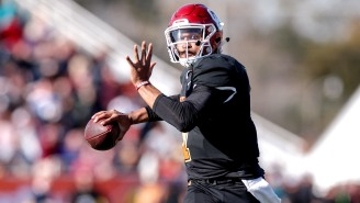 Eagles Coach Says He Expects Nate Sudfeld To Be Backup QB, Making Jalen Hurts A Third-Stringer