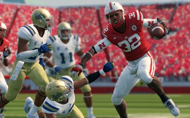 ncaa generic college football video game