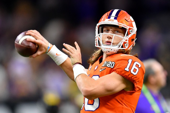According to reports, the New England Patriots could be scheming to tank for Trevor Lawrence in next year's draft