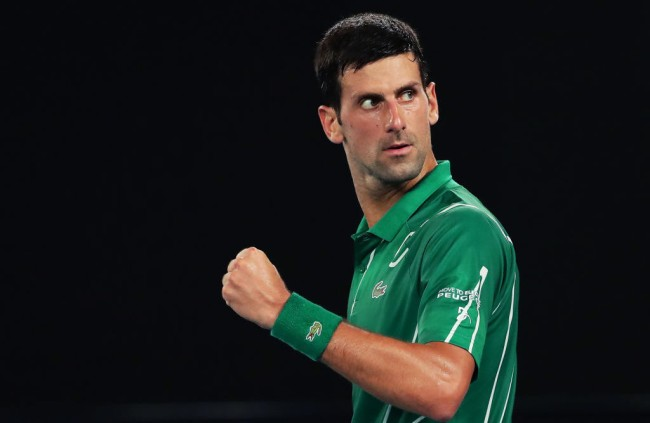 Novak Djokovic brainpower making toxins healthy