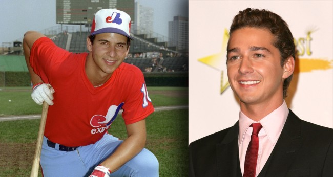 Old Photos Of Indians Manager Terry Francona Looks Like Shia LaBeouf
