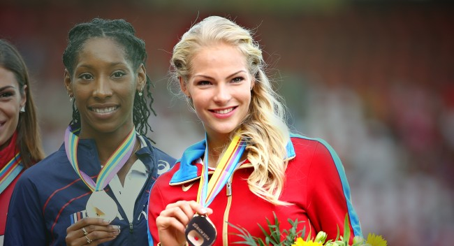 Olympian Darya Klishina Was Offered 200K A Month To Be A Escort