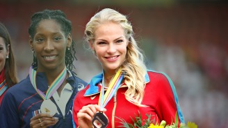 Russian Olympian Darya Klishina Says She Was Offered $200K A Month To Be An Escort In The U.S.