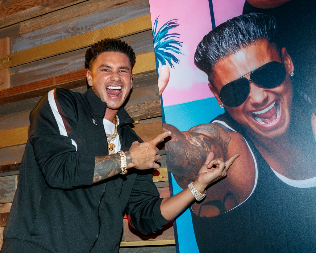 Pauly D without hair gel