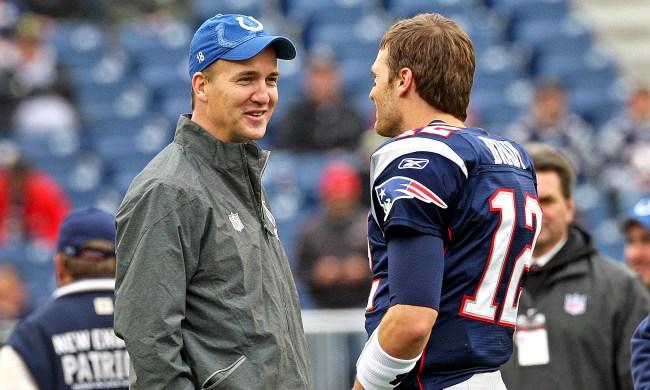 Peyton Manning Thrashes Tom Brady With Trash Talk For Golf Event