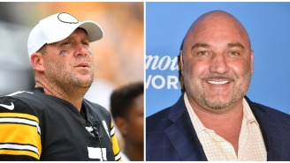 Ben Roethlisberger Was Pissed At Jay Glazer For Outing His Fitness Regiment Of Golf And Cold Beers