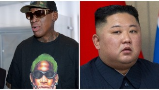 Dennis Rodman Opens Up About The First Time He Got Hammered With Kim Jong Un And His '18-Piece Women's Band'