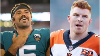 Jaguars Reportedly 'Absolutely Interested' In Signing Andy Dalton, But Don't Worry, Jacksonville Is Still Gardner Minshew's Team