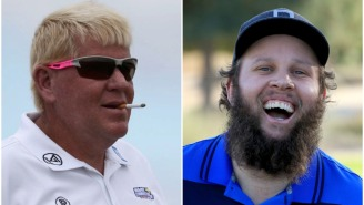 Andrew Johnston Shares A Wild Story About The First Night He Partied With John Daly