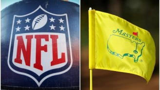 2020 NFL Schedule Sets Up One Hell Of A Sports Day On Masters Sunday In November