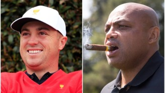 The Charles Barkley And Justin Thomas Broadcasting Duo Is Going To Be Electric For The Match: Champions For Charity