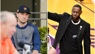Alex Bregman Reportedly Fires Agent Over News Of LeBron James' Documentary About Astros Sign Stealing Scandal