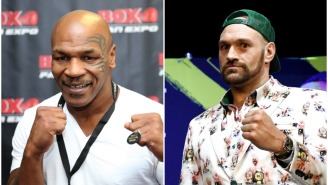 Tyson Fury Says 'Hell Yeah' To Exhibition Fight Against Mike Tyson, But Nothing Has Materialized Yet