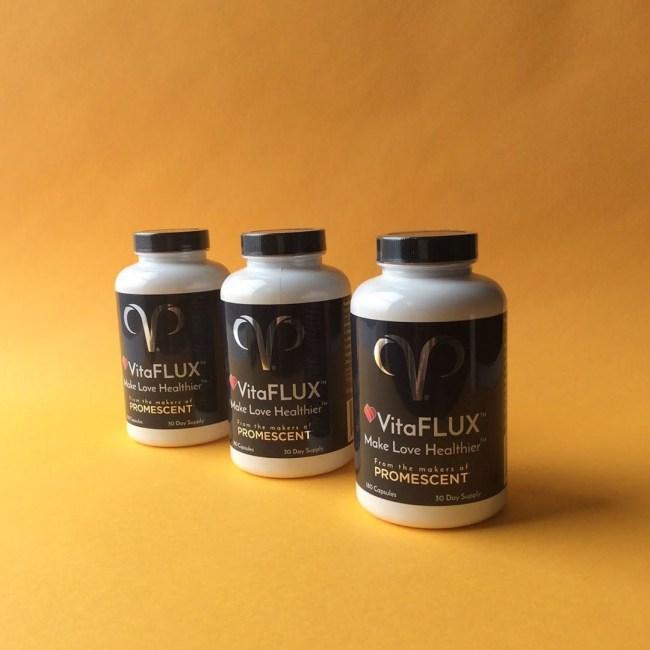 foto de VitaFLUX Review: Clinically Proven To Give Men Better