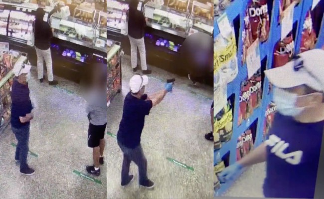 Publix shopper pulls gun at deli in Orlando