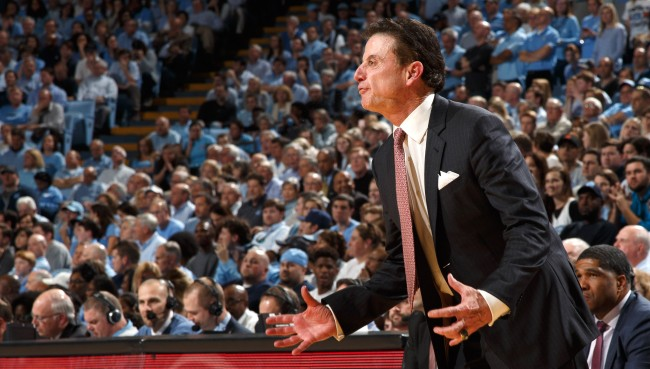 Rick Pitino Iona Respond To NCAA Investigating Louisville Again
