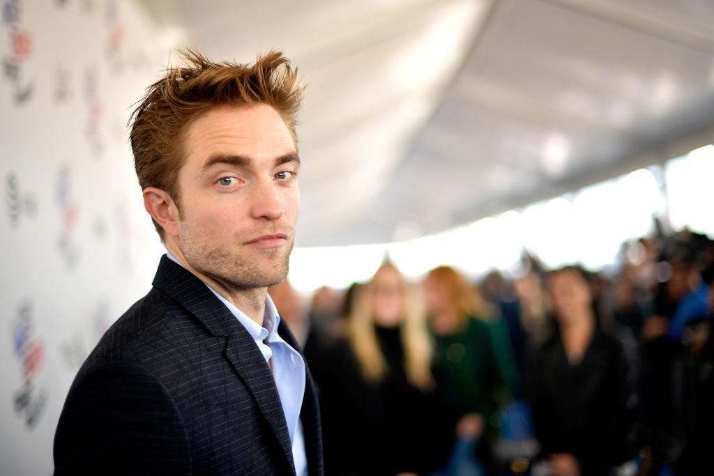 Robert Pattinson Workout Batman
