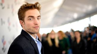 Robert Pattinson Is Taking A Much Different Approach To Getting Into Shape For 'The Batman' And It's Honest As Hell