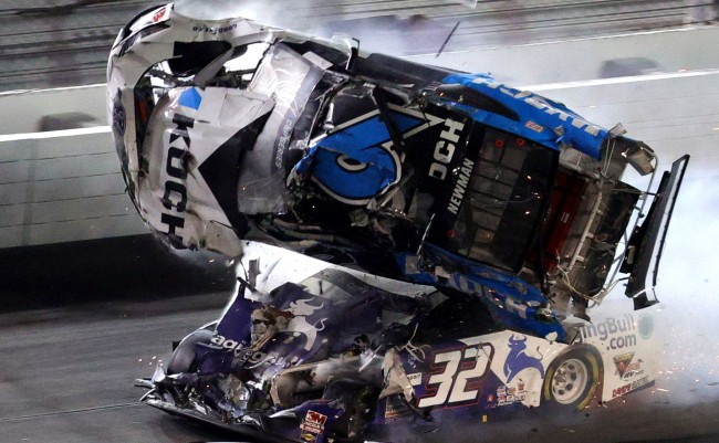 Ryan Newman Was In A Medically Induced Coma After Daytona 500 Crash