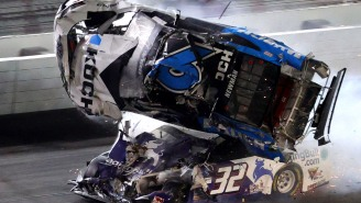 Ryan Newman Reveals Doctors Put Him Into A Medically Induced Coma After Terrifying Daytona 500 Crash