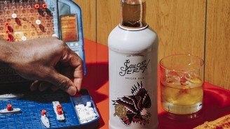 Sailor Jerry Is Toasting Members Of The Military With A Limited-Edition Bottle Inspired By The Navy Veteran The Rum Is Named After