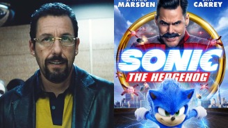 Adam Sandler Called Jim Carrey Directly From The Theater To Tell Him How Much He Loved 'The Sonic'