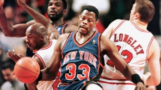 Patrick Ewing Says Both Of His Olympic Gold Medals And National Championship Rings Were Stolen, Later Found The Ring On Ebay