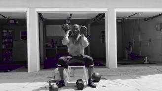 Shannon Sharpe Shares His Home Workout Routine And It Looks Utterly Exhausting