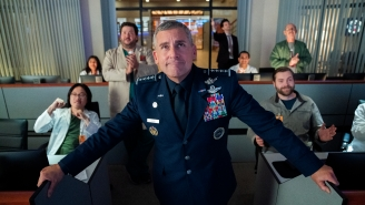 SPACE FORCE Review: Steve Carell Lets Supporting Cast Shine In Surprisingly Sentimental Return To Half-Hour Comedy Series