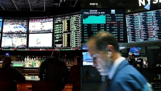 Gamblers Are Flocking To The Stock Market Because There Are No Sports To Bet On Which Definitely Can't End Poorly