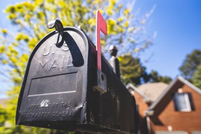 stimulus checks junk mail