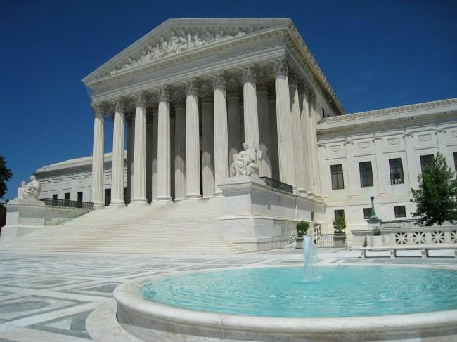 supreme court toilet flush phone call