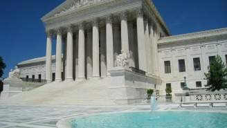 Someone Got Caught Flushing Their Toilet In The Middle Of A Phone Call With The Supreme Court That Was Being Broadcast To The Entire World
