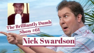 Nick Swardson Has An Incredible Idea For How The NFL Should Handle Fans Returning To Stadiums