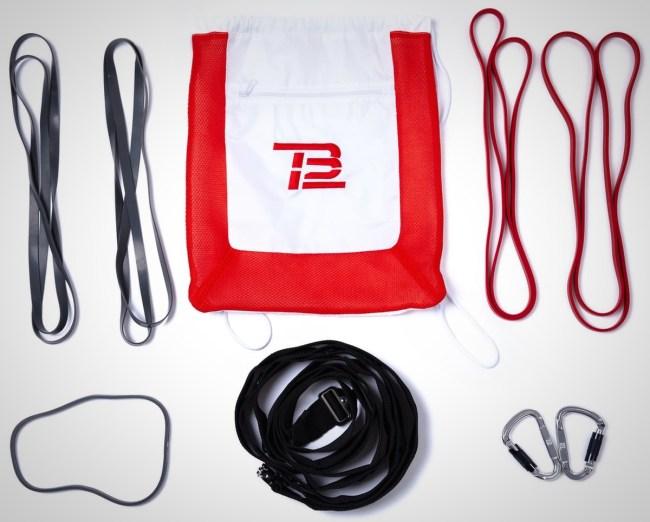 TB12 Sports At Home Looped Band Kit