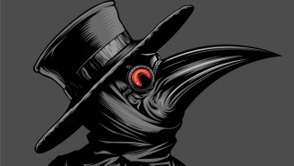 Teen Walks Around Dressed As A 17th Century Plague Doctor Freaking People Out… Police Are Not Amused