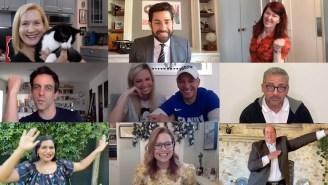 'The Office' Cast Reunites For A Zoom Wedding Officated By John Krasinski, Recreates The Show's Wedding Dance